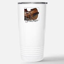 Unique Fiddle Travel Mug