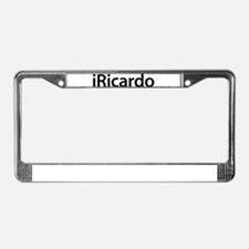 iRicardo License Plate Frame