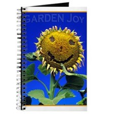 Garden Joy Sunflower Journal