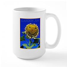Garden Joy Sunflower Mug