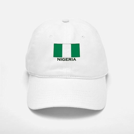 Nigeria Flag Gear Cap