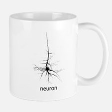 neuron_shirt Mugs