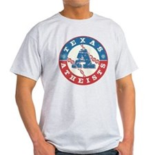 Texas Atheists Color T-Shirt