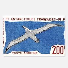 1959 French Antarctic Albatross Postage Stamp Post