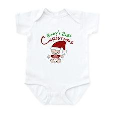 Baby's 2nd Christmas Infant Bodysuit