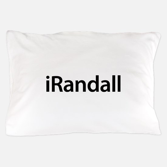 iRandall Pillow Case
