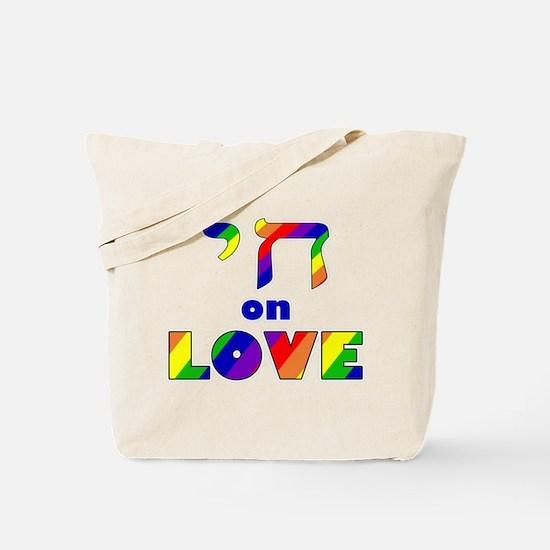Cute Chaim Tote Bag