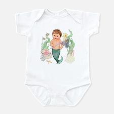 Little Merboy Infant Bodysuit