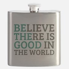 Believe There is Good Flask