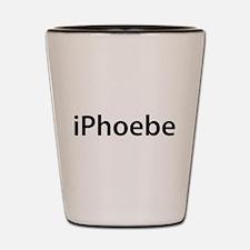 iPhoebe Shot Glass