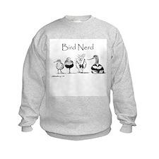 Funny Birders Sweatshirt