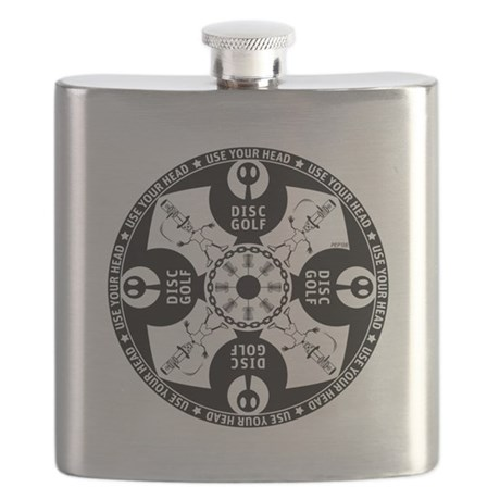 Use Your Head Flask