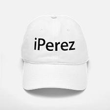 iPerez Baseball Baseball Cap