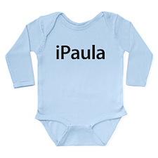 iPaula Long Sleeve Infant Bodysuit