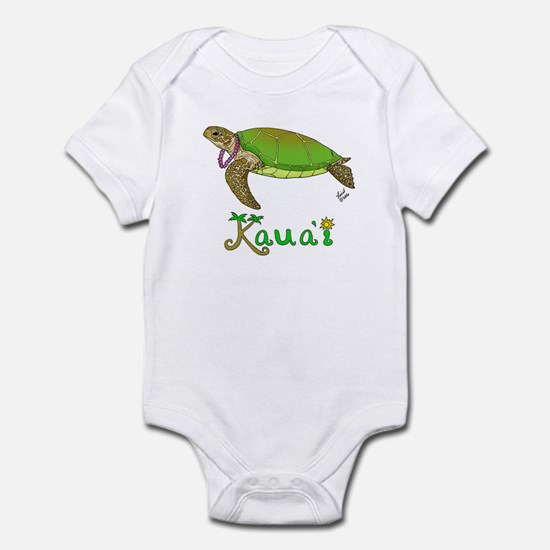 Kauai Infant Bodysuit
