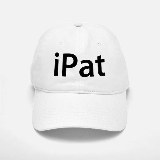 iPat Baseball Baseball Cap