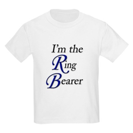 Ring Bearer Kids T-Shirt