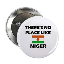 There Is No Place Like Niger Button