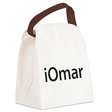iOmar Canvas Lunch Bag