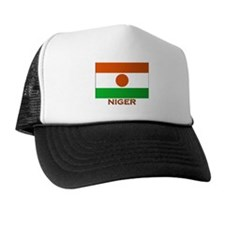 Niger Flag Merchandise Trucker Hat