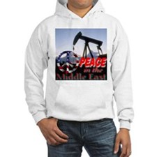 Peace in the Middle East Hoodie