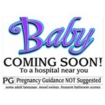 Baby - Coming Soon! 5x7 Flat Cards