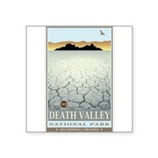 National Parks - Death Valley 3 Sticker