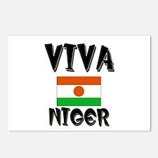 Viva Niger Postcards (Package of 8)