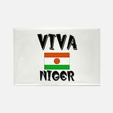 Viva Niger Rectangle Magnet