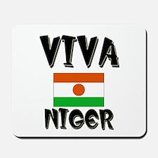 Viva Niger Mousepad