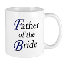 Father of the Bride Small Mug