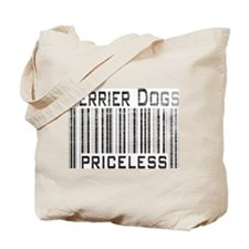 Terrier Dogs Tote Bag