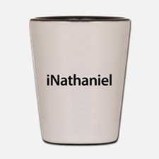 iNathaniel Shot Glass