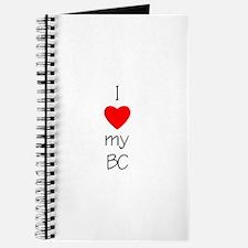 I Love My BC Journal