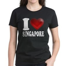 I Heart Singapore Tee