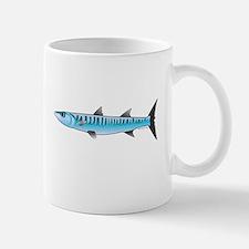 Pacific Barracuda fish Mug