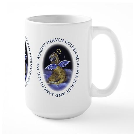 Almost Heaven's Angel Big Mug