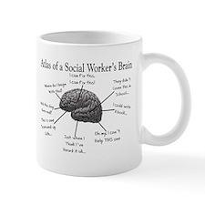 Cute Social worker Mug