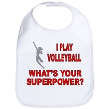 VOLLEYBALL WHATS YOUR SUPERPOWER Bib