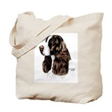 English springer spaniel Totes & Shopping Bags