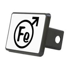 Fe Man Hitch Cover
