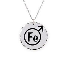 Fe Man Necklace