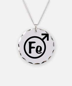 Fe Man Necklace