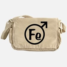 Fe Man Messenger Bag