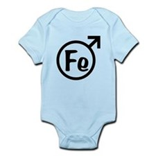 Fe Man Infant Bodysuit