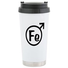 Fe Man Travel Mug