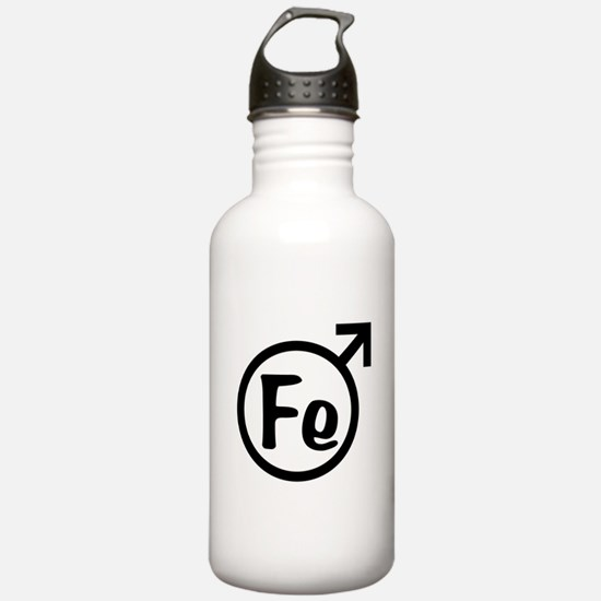 Fe Man Water Bottle