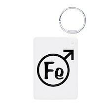 Fe Man Keychains