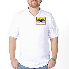 A Hole-In-One/golf shirt T-Shirt