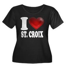 I Heart St. Croix T